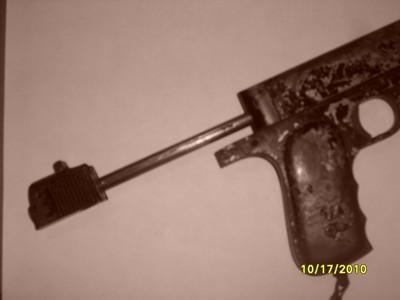 MacGlashan Coin Pistol Slide